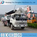10ton capacidade poderosa guindaste de elevação captador caminhões para venda