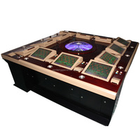 Riteng high quality electronic roulette machine touch screen roulette machine
