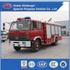 6000liter dongfeng ARFF fire truck, fire fighting truck