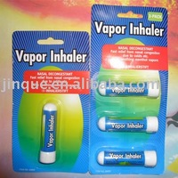 wholesale nasal menthol inhaler sticks with best quality cotton wicks