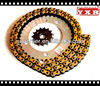 Motorcycle Chain,428 motorcycle chain sprocket,Power chain sprocket of China supplier