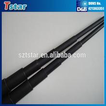 telescopic carbon fiber pole/rod