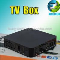 2012 New Amlogic chip M3 cable tv box with 1GB ram,4Gb flash,4xUSB,android 4.0 smart tv box