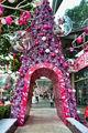 2013 árbol decorativo iluminación del árbol de navidad