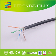 24AWG UTP Cat5e LAN Cable Network Cable Multi core cat5e Cu standard cable with CE Approved made in china