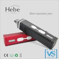 2015 superior fashionable design verdampfer 100% Original Hebe Titan-2 Herbal Vaproizer