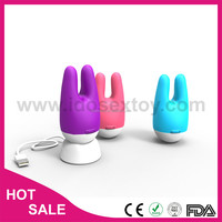 Latest pussy stimulate vibrator wand rabbit ears vibrator purple bullet vibrator