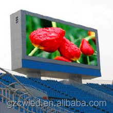 2015 Hot Sale And High Quanlity P16 Outdoor Full Colour Led Display sign