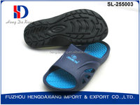 Colorful EVA mens flat sole shoes