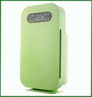 LCD display filter pm2.5 hyundai air purifier with wifi control