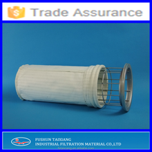 Polyester Nonwoven Anti-Abrasion Water Resistance Oil Proof PTFE Membrance Dust Collector Bag