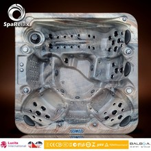 Hot Sale New Sexy Air Press Swimming Pool Hot Tub Combo Products