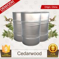 Fresh Cedar wood essential oil