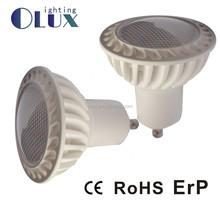 Top Quality Mr16 Gu10 Epistar Led Spotlight Gu10 Led Spotlight 120 Degree Beam Angle With Factory Cost Price