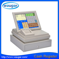 Factory price! cash register machine / electronic cash register / casio cash register