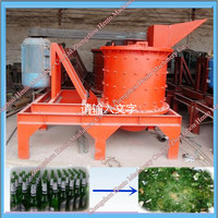 2015 Cheapest Glass Recycling Machine From China