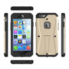 3 in 1 all-round protective kickstand PC TPU wholesale cell phone case for iphone 6