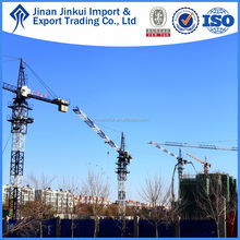 New 2015 hot sales famous brand JINAN tower crane