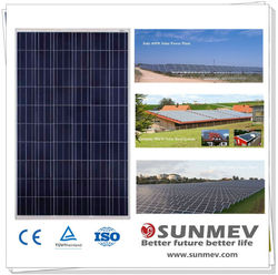 Top Quality Cheapest Price 120v solar panel with 25 years warranty and best service