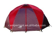 Dual Roofs Family Camping Tent