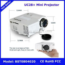 UC28+ Mini Projector,NO.442 professional projector