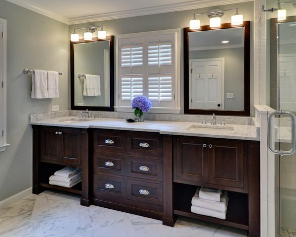 Spiegelschränke kleine badezimmer eckschrank-Kabinett des ...