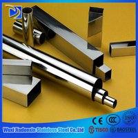 904l sanitary stainless bell and spigot end steel pipe made in china