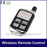Wireless Car Key and Remote Keys 4 LED in 4 Colors