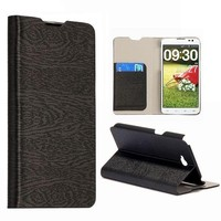 alibaba china Wallet Leather Flip Stand case for lg g pro lite dual d686