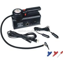 Portable Mini Air Compressor Auto Car Electric Tire Air Inflator Pump 12V