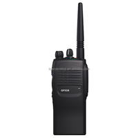 Portable radio GP328 136-174MHz 400 470MHz 16CH 5Watts for motorola walky talky