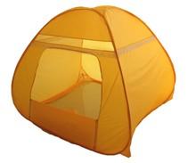 square sleep tent
