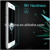 China factory supply 0.33mm tempered glass screen protector for iphone 6