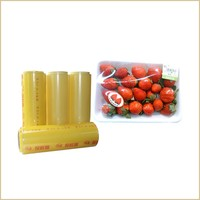 Factory for high quality food grade industrial plastic wrap