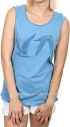 China high quality wholesale Clothing- woman muscle Tank Tops