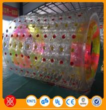 Lona de PVC rolo água inflável comercial