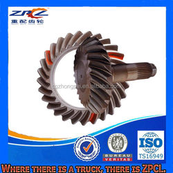 Made In China ISO/TS16949 Certified Steel Spare Parts For Various Heavy Duty Trucks