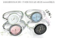100pcs/lot lady watch,wholesale, stainless steel band and case, Japan imported quartz movement, freeshiping by DHL/UPS/EMS