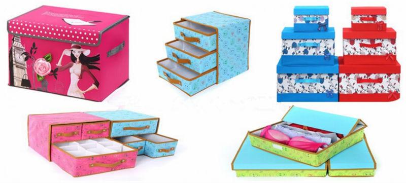 Ikea cajas de carton cheap la imagen se est cargando with - Caja joyero ikea ...