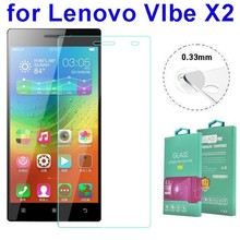 Factory Price 0.33mm Tempered Glass Screen Protector for Lenovo Vibe X2