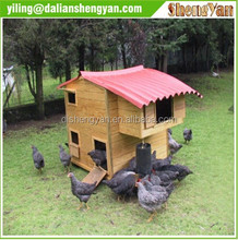 Large Wooden Chicken House