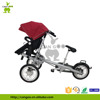 Safety Tricycle Baby Carriage Bike Trailer Children Product For Sale