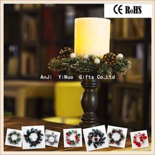 Wedding candelabra resin candle holder/decorate christmas/home decorations, ornaments