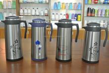 Stainless Steel Hot Sale Vacuum Thermos Flask Glass Refill Inside