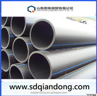 Factory price pe pipe for water supply