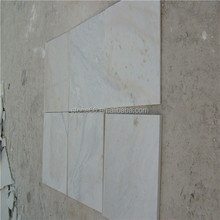 High quality own quarry marble block price,snow white marble