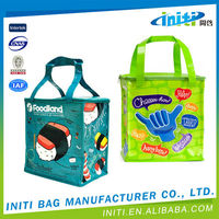 China supplier cheap non woven fitness lunch cooler bags
