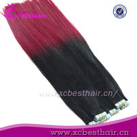 high quality human hair weft halloween costumes for red hair