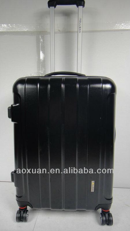 ゴルフバッグトラベルカバー2014年新デザインファッション荷物トラベルバッグ荷物abs/pcトロリーラップトップケース