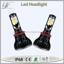 35w 3500lumens 6kled motorcycle accessories headlight conversion kit h11